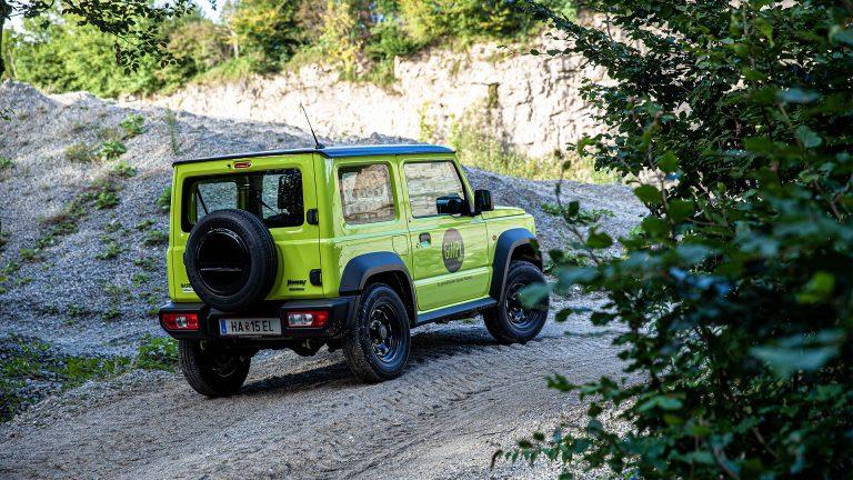 Autohaus Gimpl: Der Suzuki Jimny